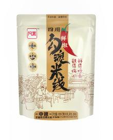 Baijia chilli flavor rice noodles-jpg